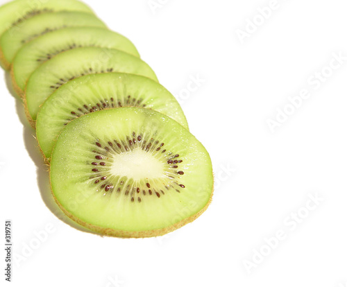 poster of kiwi fruit