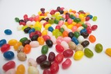 jelly bean candy poster