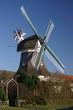 windmühle im hochformat