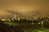 Fototapete Fernsehturm - Hauptstadt - Stadt allgemein