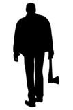 killer man poster