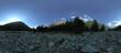 panorama im engadin / schweiz