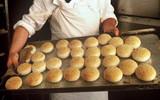 bread rolls poster