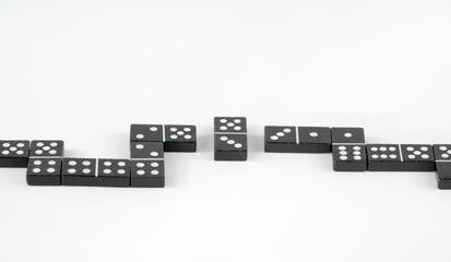 domino tanzt aus der reihe
