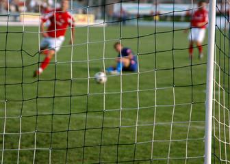 football; soccer; attack