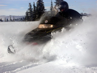 jake on polaris 800 rmk