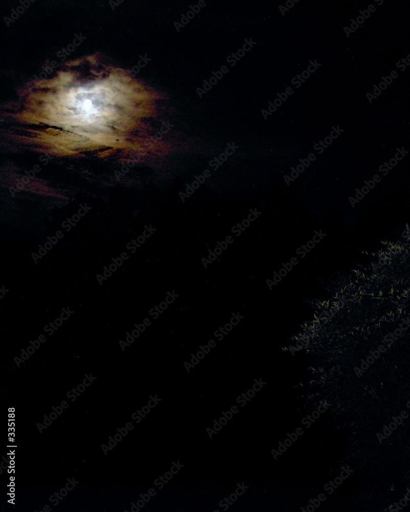 niebo noc czarny - powiększenie