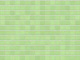 green tile background poster