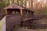 covered bridge3 poster