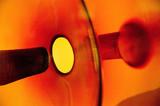 orange blur poster