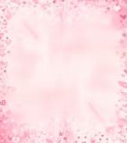 valentines background poster