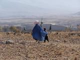 femme et enfant afghans