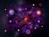 solar galaxy poster