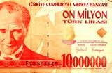 turkish money poster