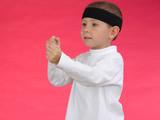 karate kid 4 poster