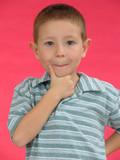 expressive kid c poster