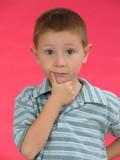 expressive kid d poster