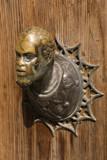 decorative doorknob poster
