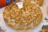 almond torte poster