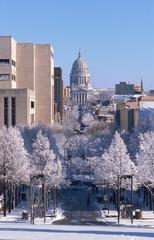 capitol city scene