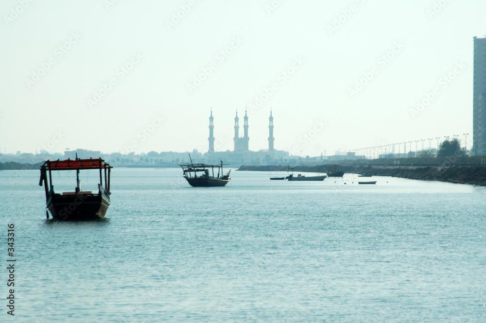 emirat wschód  - powiększenie