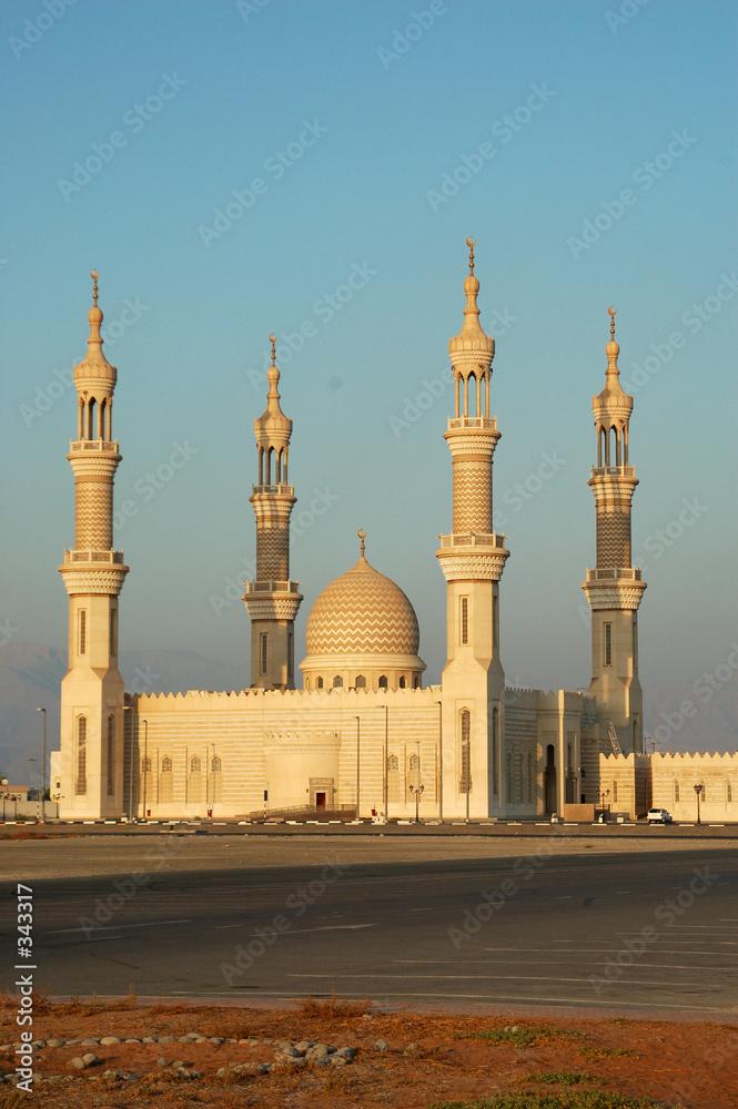 emirat wschód zmierzchu - powiększenie