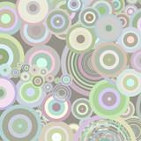 crazy circles poster
