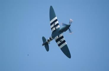 spitfire über oppenheim