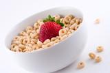 cereal breakfast poster
