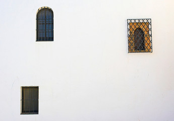 three window