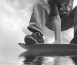 extreme skateboarder poster
