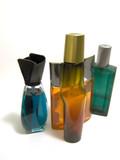 cologne / perfume bottles poster