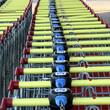 caddies de supermarche