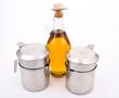 aceite de oliva y aceiteras
