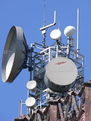 big antennas