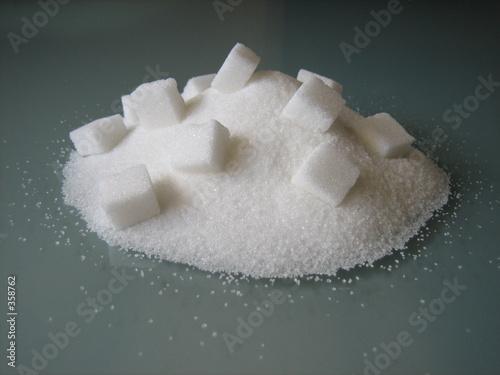 zucker & würfelzucker