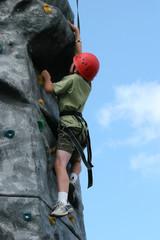 challenging climb
