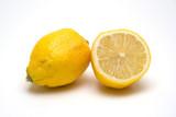 pair of lemons poster