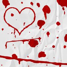 Serce krew na papierze