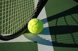 tennis series 6 poster