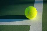 tennis series 5 poster