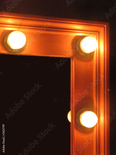 miroir de star 1 photo libre de droits sur la banque d. Black Bedroom Furniture Sets. Home Design Ideas