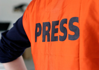 press safety vest