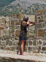 shooting arbalester