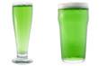 cerveza verde