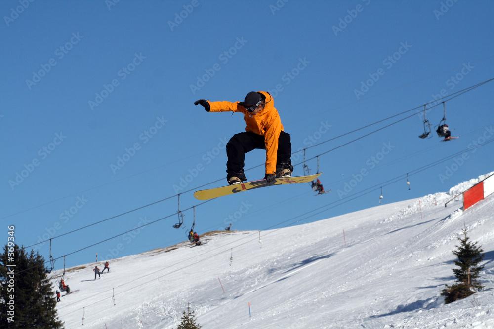 skok sport surf - powiększenie