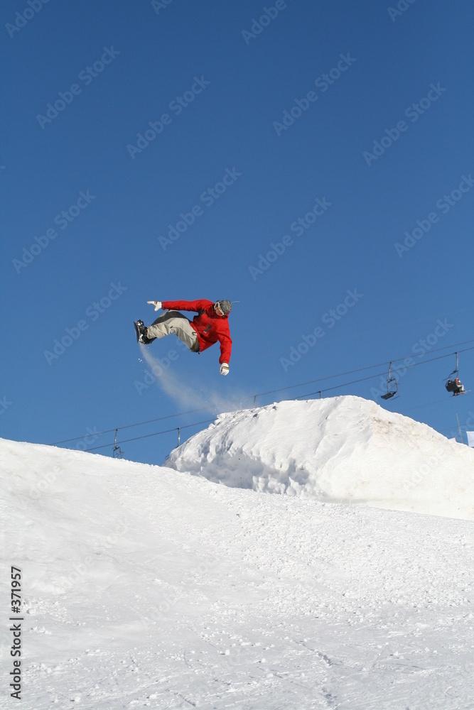 śnieg surf stacja - powiększenie