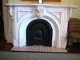 marble mantlepiece poster