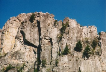 seneca rock - close up 2