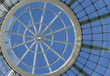 Quadro futuristic dome details